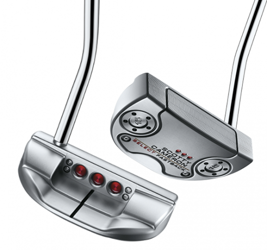 Клюшка Паттер TTL Scotty Cameron Select Fastback 2018 Putter